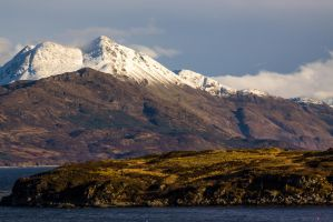 Cuillins - Isle of Skye 3 by ikthius