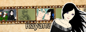 Rayana | Timeline Facebook by Howie62