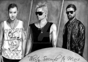 Thirty Seconds to Mars by moepi92