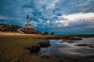 Stormy Lighthouse by DanielleMiner