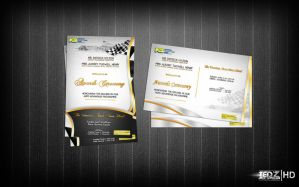 NCB Award Ceremony Invitations by TedZ01
