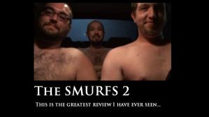 The Smurfs 2 Review by VoltronZ1
