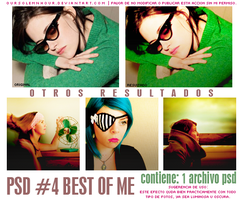 PSD Coloring #4 - Best Of Me by oursolemnhour89