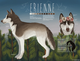 Erienne Reference 2013 by poplet