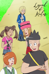 Legend of Kalos Ch. 2 Early Loss Cover by TheBlackBullets
