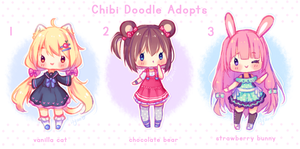 [Closed] Doodle Adopts by Hyanna-Natsu