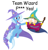 Team wizard... by JH03L