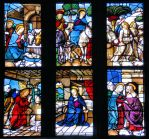 Stained Glass 9 by Lauren-Lee