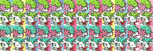 Shaymin PMD Emoticons by Child-Of-Hades
