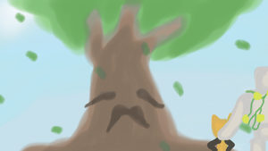 TreeTopia - Sly's deku tree by Chaos55t