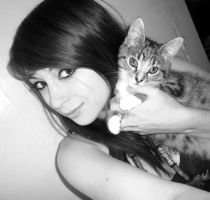 Me and My Cat by princess06