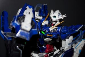 MG 1:100 Gundam Exia Ignition by garicosDesign