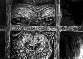 mad world by angelblack65