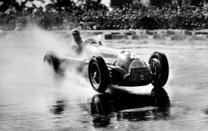 Juan Manuel Fangio (Great Britain 1951) by F1-history