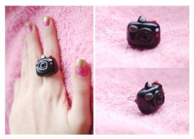 My camera - ring by SuperSzajs