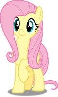 Vector #143 - Fluttershy #10 by DashieSparkle