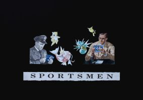 Sportsmen by asbestosbill