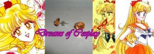 Sailor Venus earrings by Lady-Shaina