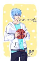 Kurokochii Happy Birthday by Irenechii