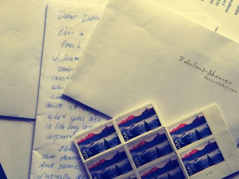 Send a letter by Fabulous-Shannen