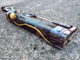 AER9 Laser Rifle (v2.0) Prop Replica (Top) - #04 by JayCosplay
