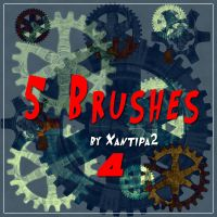 Brushes 4 by Xantipa2-2D3DPhotoM