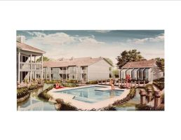 Pool rendering by MitchMitton