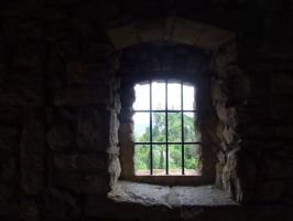 View from dungeon by photodash