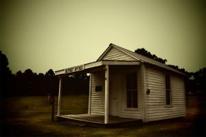 Post Office by AnthonyPresley