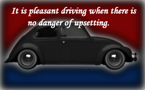 Driving Proverb by PJ987