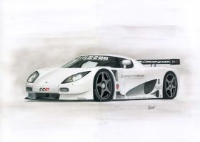 Koenigsegg CCGT completed by fufanu1