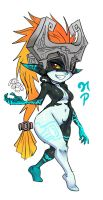 Midna 10 by ManiacPaint