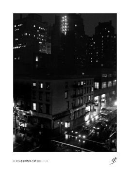 :: NYC - 004 :::::::::: by badstyle