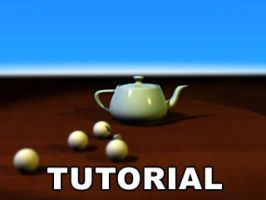 Depth of field 3D-tutorial by chain