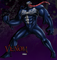 Venom by W-Whitker