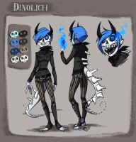 Dinolich Ref Sheet by DIN0LICH