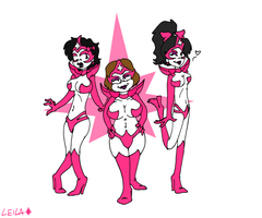 TG Star Sapphires by leila-stoat