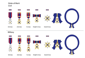 Order of Merit by empireofthrace