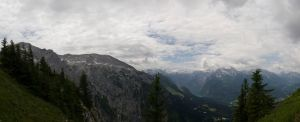 Moutains panorama by archaeopteryx-stocks