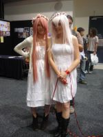 Goldcoast Supanova 2012 - Luka x2 by MrOrangeCreamsicles