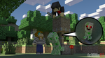 [MC] Tamed Creeper ft. That-One-Player by Ellis02
