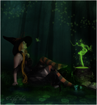 Lost Fairy Tales by venomousey