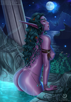 Patreon: Tyrande by The-Moonbound