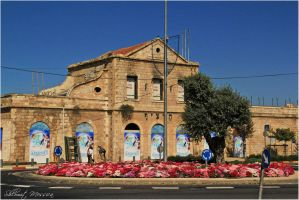 Old train station by ShlomitMessica
