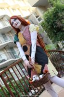 The Nightmare Before Christmas - Sally by BrianFloresPhoto