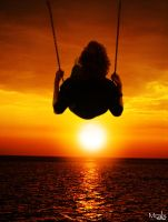 Swing Life Away by MrAlx