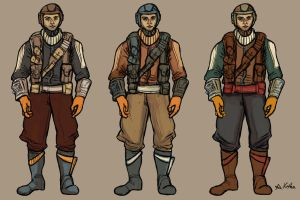 Steampunk Mechanics by TheLivingShadow
