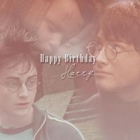 Happy Birthday Harry by Lennves
