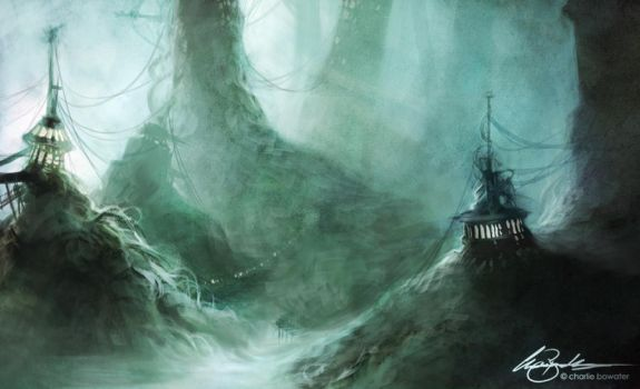 Environment II by Charlie-Bowater