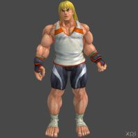 Ken sport dlc xps by DragonLord720